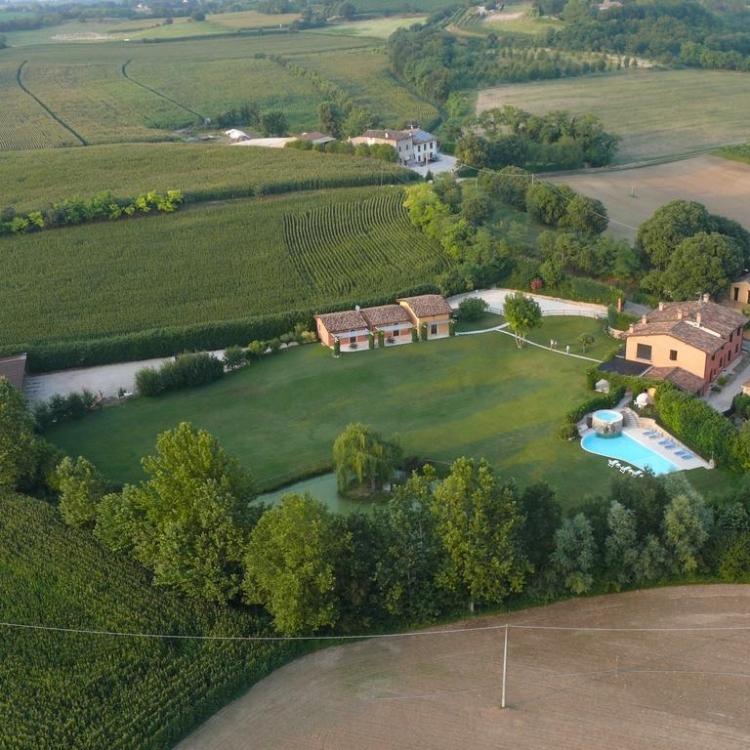 Borgo Tre Case Colline Moreniche